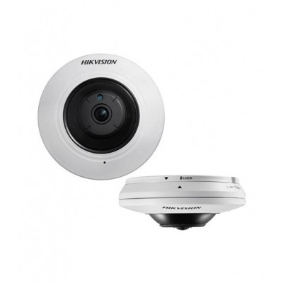 DS-2CD2942F(1.6mm) kamera IP 4 Mpix FISHEYE 360 stopni HIKVISION